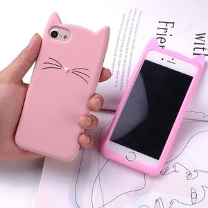 Accessories - NWT Pink Cat Phone Case